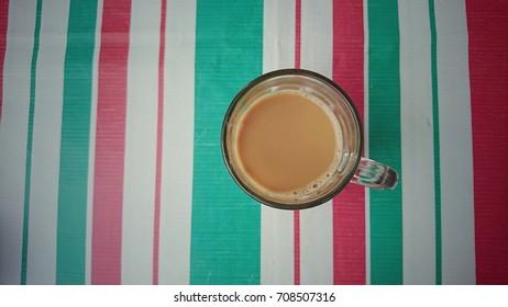 Teh Tarik Malaysian special milk tea