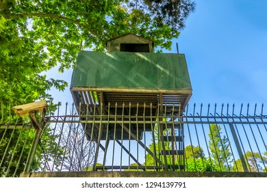 Tehran US Den of Espionage Former United States of America Embassy Watch Tower