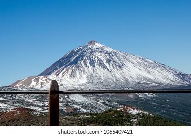 The Teide on Tenerife