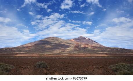 Teide volcano, Tenerife, Spain