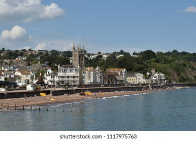 Teignmouth, Devon, England