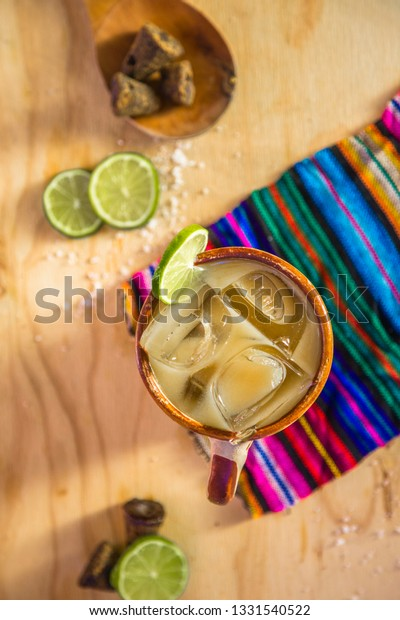 Tejuino, Mexican drink