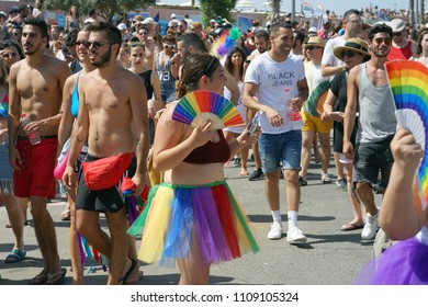 TONIA: Spring Break Lesbians