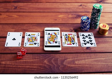 Casino making money online