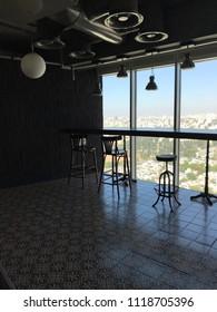 creative google office tel. Tel Aviv, Israel - June 9, 2018: Interior View Of Google Office In Creative