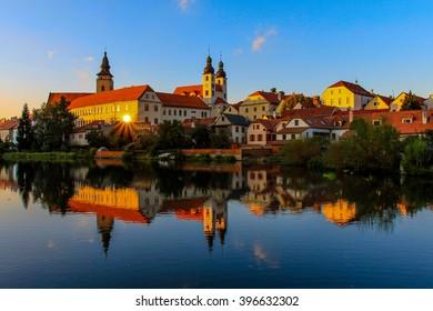 Telc, Czech republic, Unesco world heritage  town