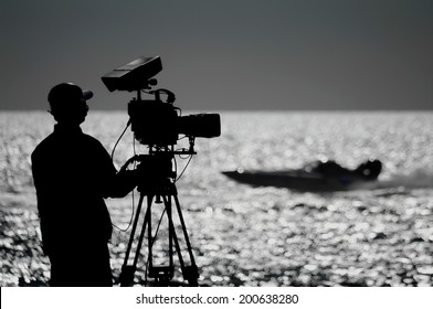 Telecast and Water Sport