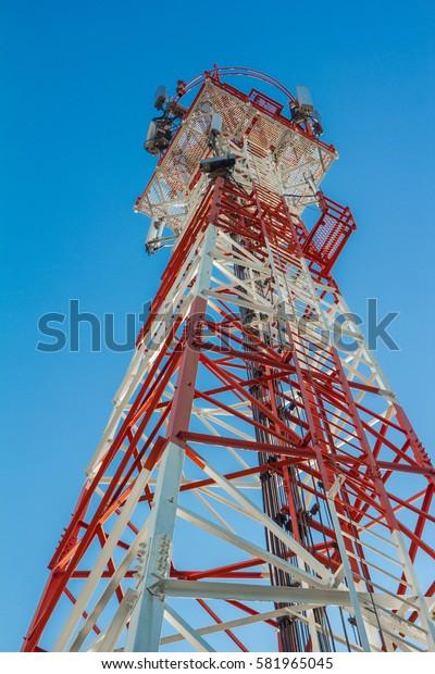 telecom cell site
