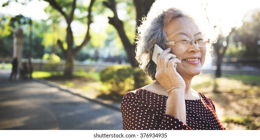 Telecommunication Connection Internet Woman Concept