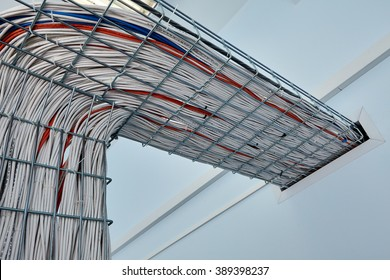A Telecommunications cable tray