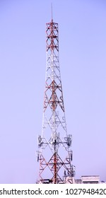 Telecommunications towers in Thailand