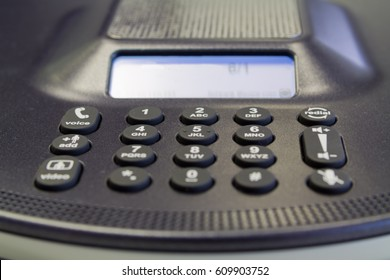 Teleconference phone