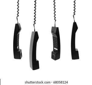 Telephone handle