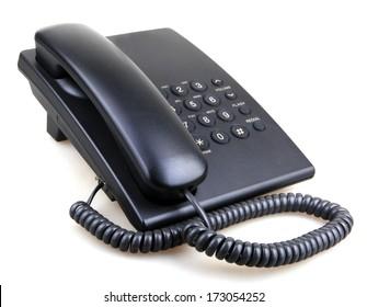 Telephone Isolated