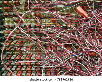 Telephone port cables