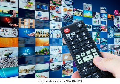 Tv Channels Images, Stock Photos & Vectors | Shutterstock