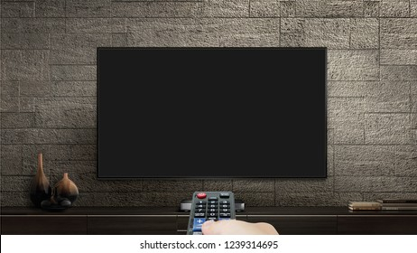 Television Mock Up