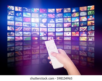 Digital Television Images, Stock Photos & Vectors | Shutterstock
