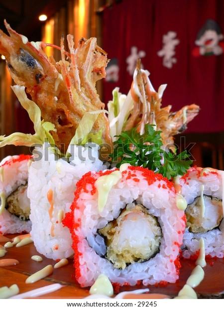 Temaki, a Japanese favourite!