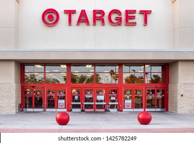 Tempe,Az/USA 6.11.13: Target Corp is the 8th largest retailer in the US and as of 5.26.19, operates 1,851 stores. It is ranked 39 in 2018 Fortune 500 list of the largest US corps by revenue