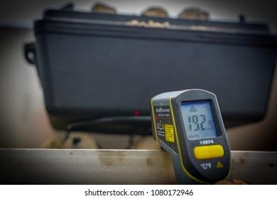 Temperatur messen am Dutchoven