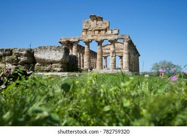 Tempio di Athena - Paestum