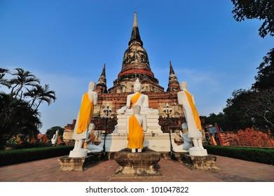 Temple of Ayutaya
