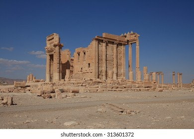 Temple of Baal (Bel), Palmyra, Syria