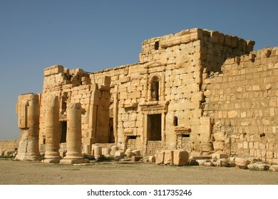 The Temple of Baal (Bel) Syria, Palmyra