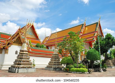 Temple of Bangkok Thailand
