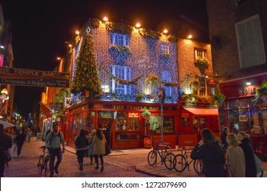 Christmas In Dublin Ireland.Dublin Christmas Images Stock Photos Vectors Shutterstock