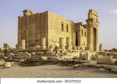 Temple of Bel - Palmyra, Syria
