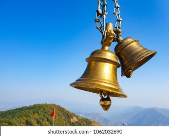 Temple Bell Images, Stock Photos & Vectors | Shutterstock