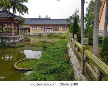 The temple of Buddhism and worship