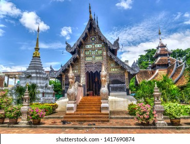Temple of Chiang Mai Thailand