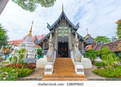 Temple of Chiang Mai, Thailand
