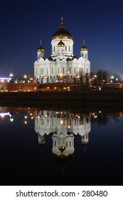 Temple of Christ Our Saviour in Moscow