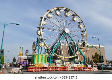 Temple City Feb 28 2016 - Funs and rides in Temple City, Camellia Festival