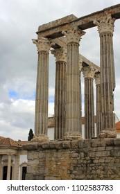 Temple Diana Evora