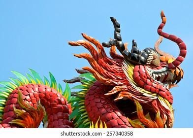 Temple Dragon Thailand