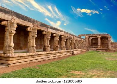 Temple in gandikota, Kadapa, Andhra Pradesh, India