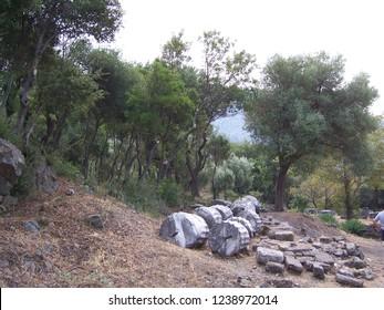 Temple of Great Gods Samothraki