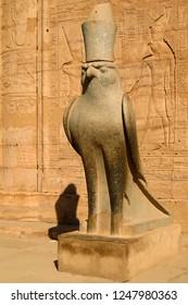 Temple of Horus in Edfu, Egypt