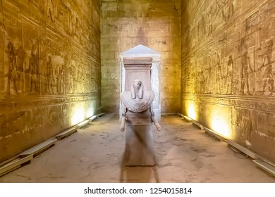 Temple of Horus at Edfu - Egypt