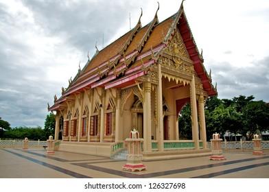 Temple in Hua Hin