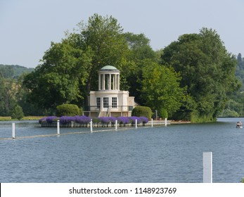 Temple Island, regatta course, Henley on Thames