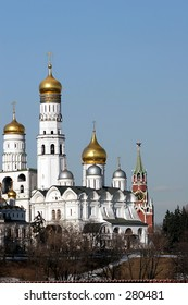 Temple of John the Forerunner in Moscow