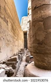 Temple of Karnak, Luxor, Luxor Governorate, Egypt