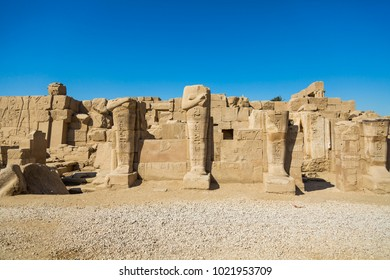Temple of Karnak, Luxor, Luxor Governorate, Egypt