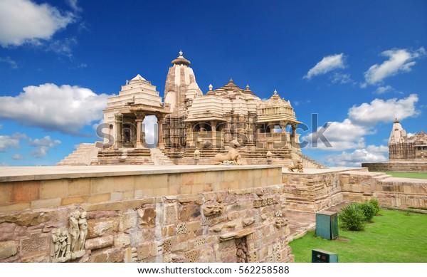 Temple in Khajuraho India